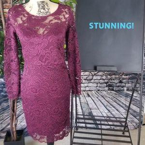 NWOT Forever 21 Crochet lace dress